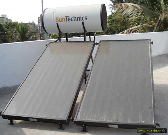 آبگرمکن خورشیدی در علمها علم تکنولوژی آموزش
